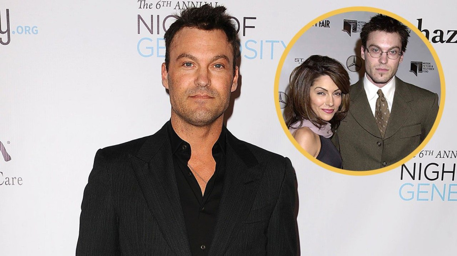 Brian Austin Green's Ex Vanessa Marcil Claims He's Cut His Oldest Son Out of His Life