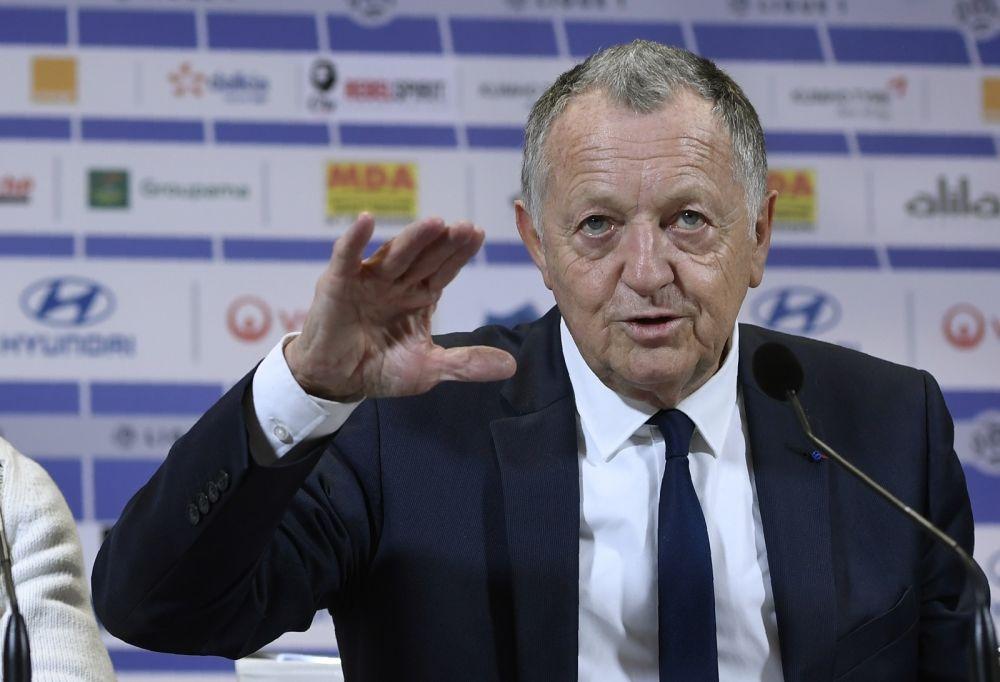"""Ajax-OL: """"On va transformer cet échec temporaire en réussite"""", annonce Aulas"""