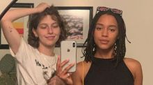 It really looks like King Princess is dating Lizzo's creative director Quinn Wilson