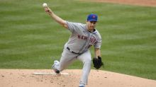 Mets' Lugo on track to resume throwing around opening day