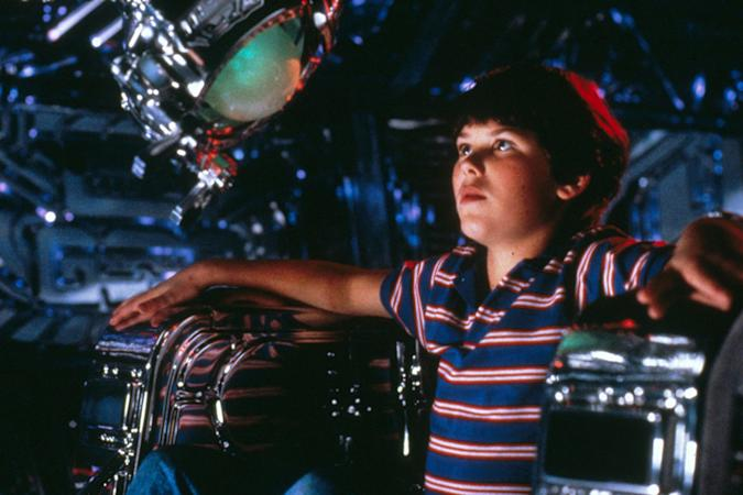 Max offers advice in 'Flight of the Navigator' from Disney