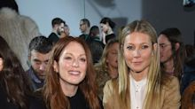 Gwyneth Paltrow, Sarah Jessica Parker, and More Celebs Packed the Calvin Klein Front Row