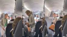 Coronavírus: Passageira é expulsa de voo nos EUA por não usar máscara