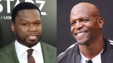 50 Cent walks back his Terry Crews sexual-assault criticism but still questions victim's inaction