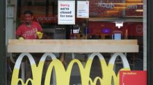 McDonald's begins reopening restaurants for dine-in customers as it tests safety procedures