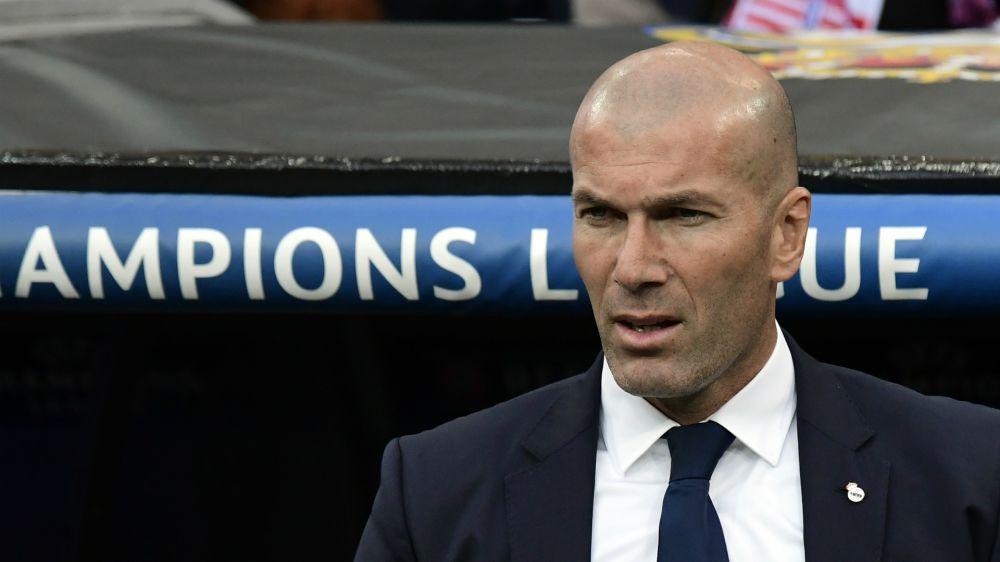 """Zidane: """"¿Cristiano? Él habla por sí mismo"""""""