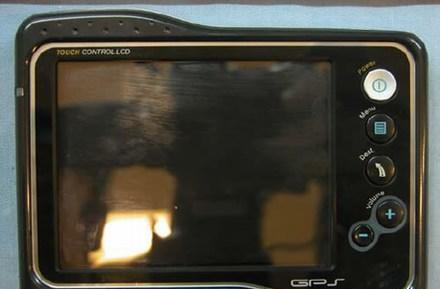 Hatchback GD06 GPS touts integrated camera