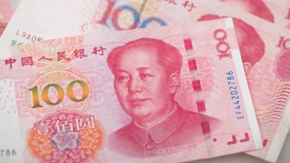 The dollar keeps rising against China's yuan. That's set to continue