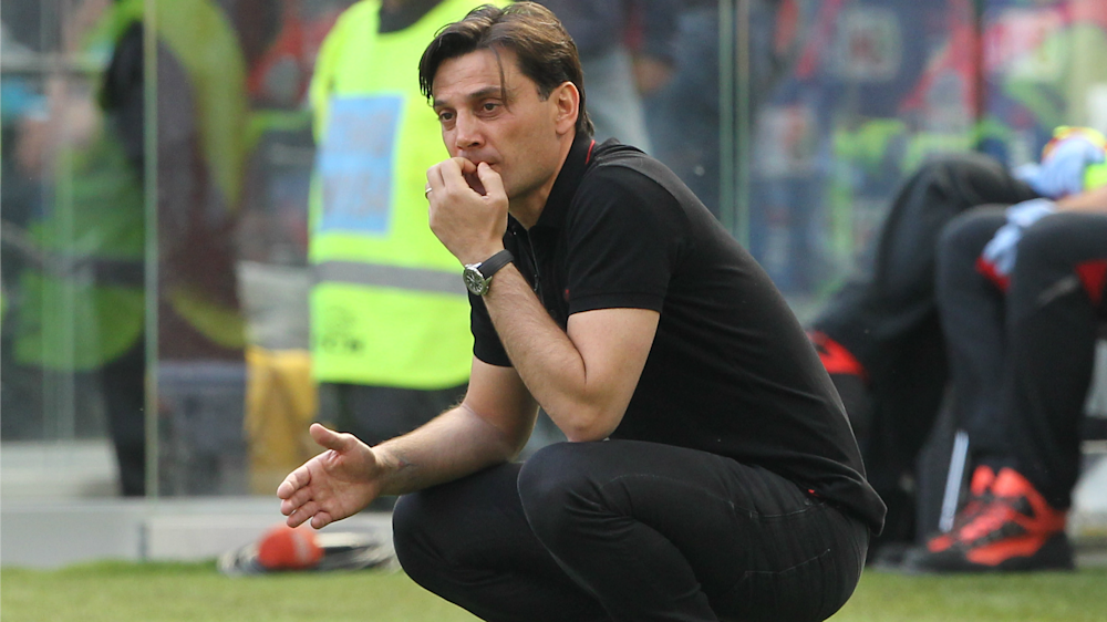 "Milan, Montella a Donnarumma: ""Deve decidersi a breve"""