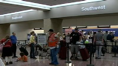 Hail Storm Closes Omaha Airport