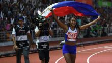 Filipina sprinter takes 200m SEA Games crown from 'Queen of Speed'
