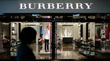 Burberry shares drop in London as luxury-goods group warns of coronavirus fallout