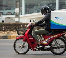 ZTO Express Misses As Economy Reopens, Competition Heats Up