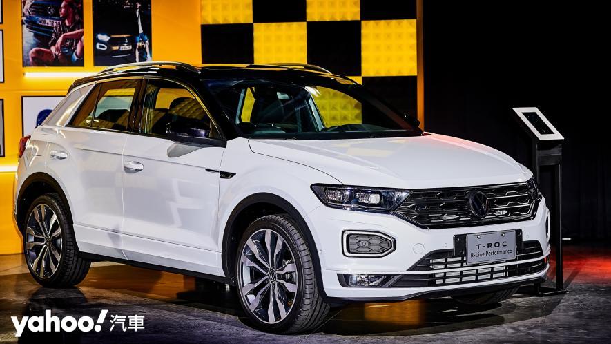 跨界無需等待、微高小鋼炮正式駕到!2021 Volkswagen T-Roc在台上市104.8萬起! - 10