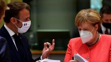 Get my plane! Virus-era EU summit not all smiles and elbow bumps