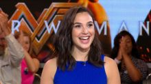 'Wonder Woman' star Gal Gadot: It's 'really magical' to inspire youth with 'strong female figure'