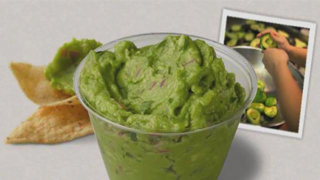 Chipotle ditching guacamole?