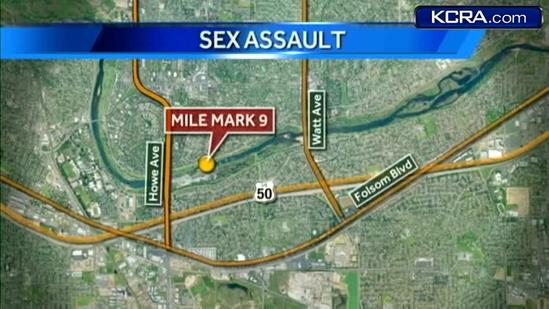 Woman sexually assaulted on American River Parkway