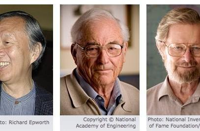 Nobel Prize in Physics shared by CCD inventors, fiber optics pioneer