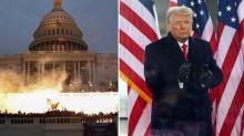 'Avert catastrophe': Trump's drastic move as threat of violence mounts