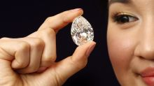 Crypto allowed at rare diamond auction