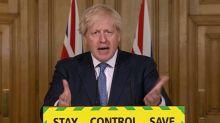 Lockdown easing postponed as PM 'squeezes the brake' to control virus