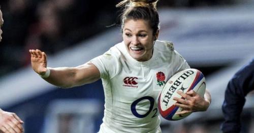 Rugby - Tournoi (F) - Grand Chelem pour l'équipe féminine d'Angleterre