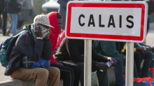 UK 'set to take more Calais child migrants' as Theresa May pledges £44m funding for France border controls