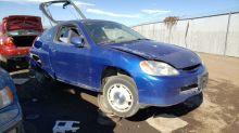Junkyard Gem: 2001 Honda Insight with manual transmission