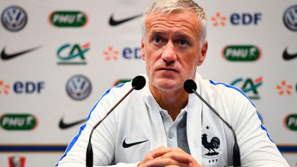 """Equipe de France - Didier Deschamps : """"Je ne me voile pas la face, on n'est pas les plus beaux"""""""