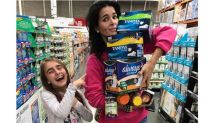 Angie Harmon's perfect illustration of what being a mom to teen girls is like