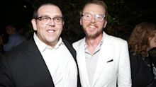 Sony Buys Into Simon Pegg and Nick Frost's Stolen Picture Production Company