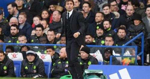Foot - ANG - Chelsea - Chelsea : Antonio Conte, le supplice du banc