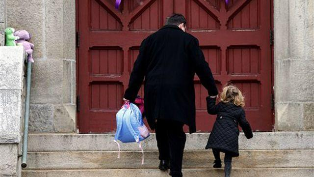 Newtown church reopened after evacuation due to threat