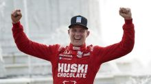 Ericsson scores 1st IndyCar win at action-packed Belle Isle