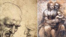 L'éventuel strabisme de Vinci aurait-il une influence sur son sens de la perspective?
