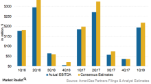 AmeriGas Partners Missed Earnings Estimate by 10% in 1Q18