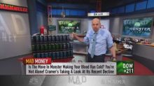 Cramer takes a side: I don't have the energy for Monster's stock