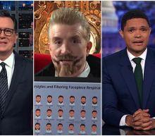 Stephen Colbert and Trevor Noah aren't reassured by Trump's 'Caronavirus' response, CDC charts