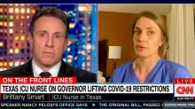 Texas ICU nurse weighs in on Texas lifting COVID restrictions: 'I'm scared of what this is going to look like'