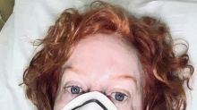Sick as a dog, Kathy Griffin hit the ER with coronavirus concerns. Here's what happened