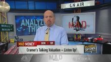 Cramer: If you think tech stocks are way too expensive, y...