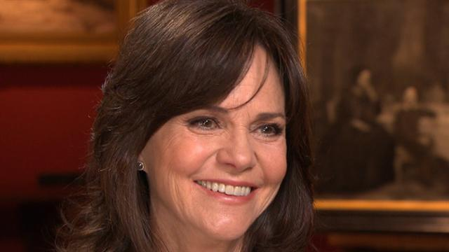 Sally Field on role as first lady in