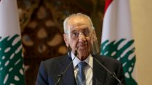 "Lebanon Speaker Berri: new government could ""see the light"" in days"