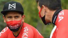 Tour de France - Nairo Quintana (Arkéa-Samsic) : «Grâce à Warren (Barguil), je n'ai pas perdu de temps»