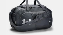 Dozens of backpacks and duffels are 25% off at Under Armour for a limited time