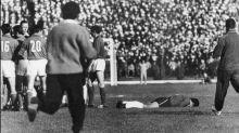"""Chile 1962, el Mundial más violento: batallas, claveles blancos y un """"loco"""""""
