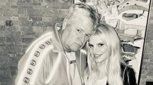 Jessica Simpson Shares Birthday Tribute to Dad Joe Simpson: 'You Are My Heartbeat'