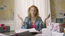Nicole Richie's secret to giving great presents? Being the best … rapper