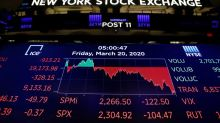 Graphic: Three months that shook global markets